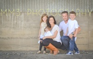 Family Portraits | Rachel & Family