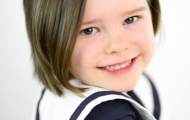 Child Modeling Shoot | Abby the Great