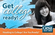 Gesa College Ready Postcard